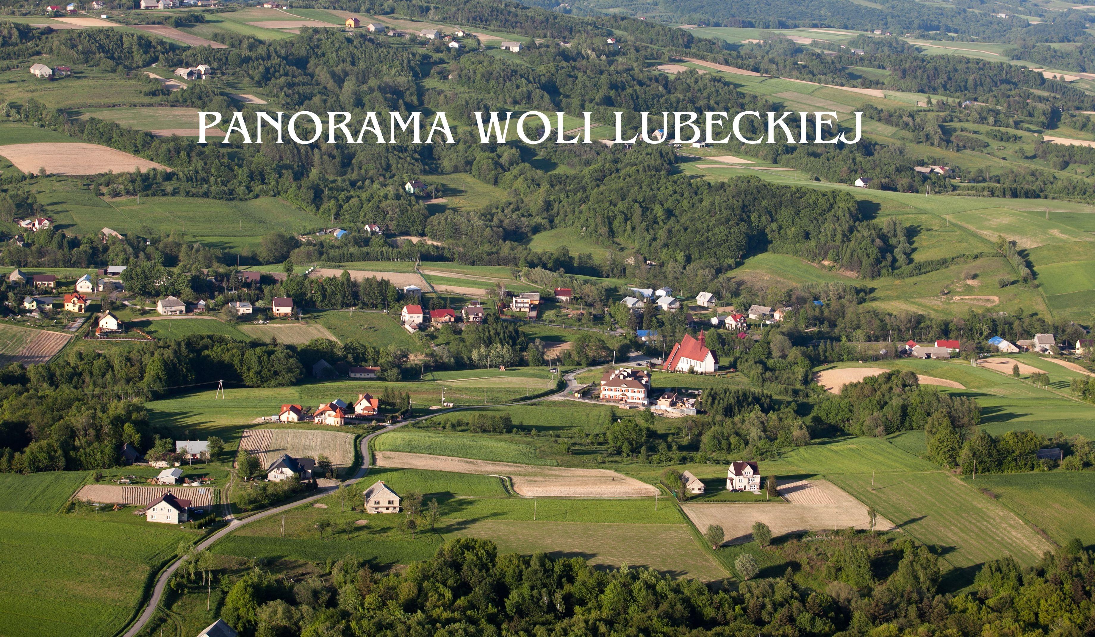 Panorama Woli Lubeckiej