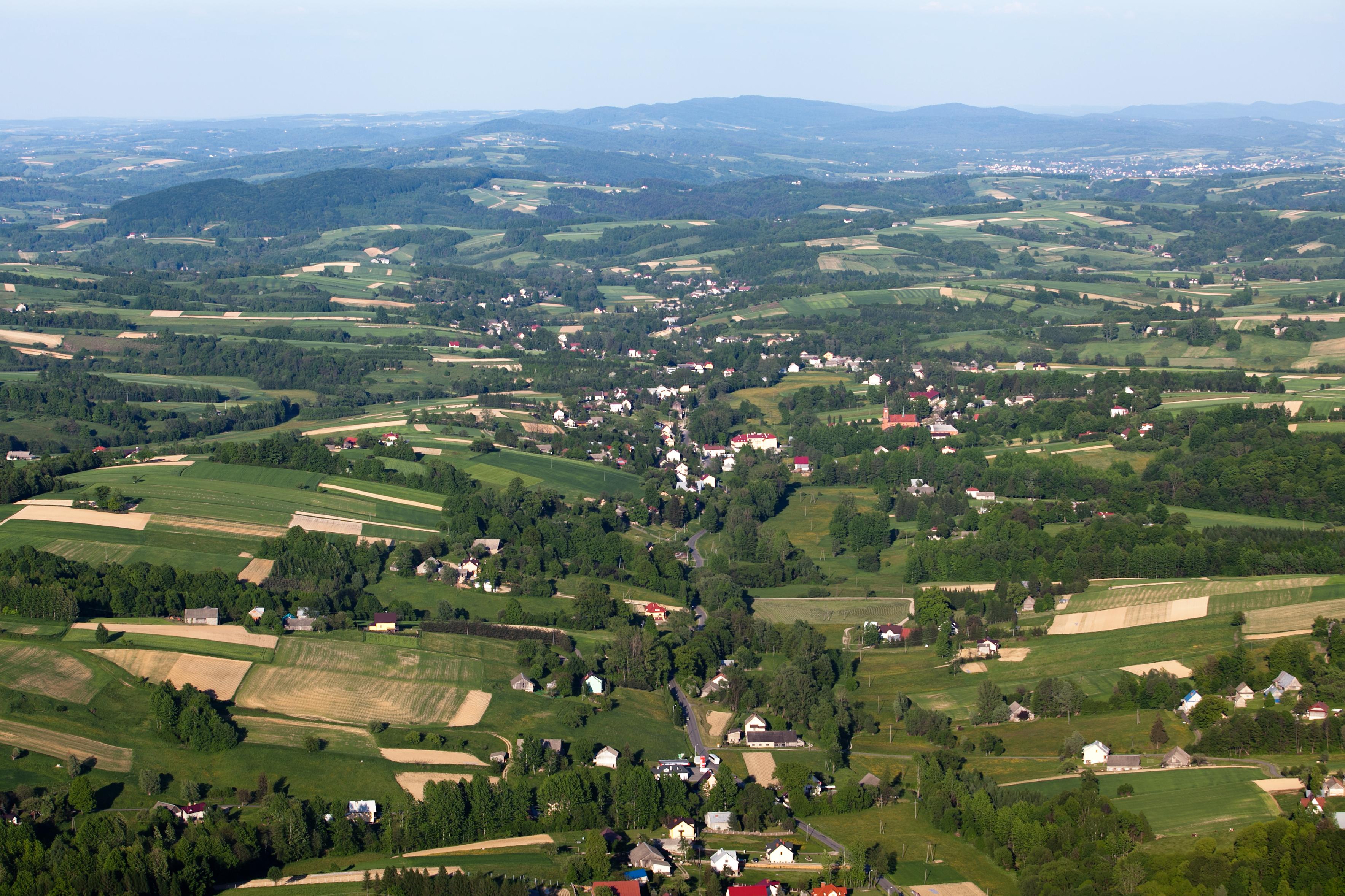 Panorama Lubczy